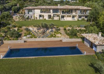 Villa Bellevue, Saint Tropez