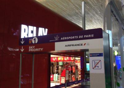 Paris CDG Airport, Terminal 2E